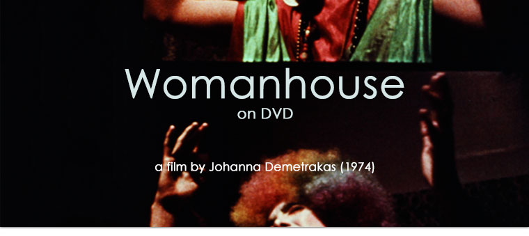 Womanhouse - DVD