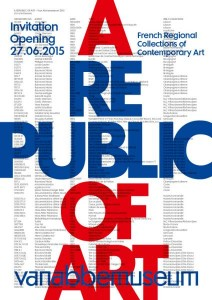 A Republic of Art / Une République des arts / Van Abbemuseum