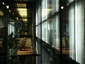 Alexandra Leykauf, Ethnologisches Museum (2009, 9 min, Allemagne, muet)